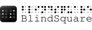 Logo de BlindSquare